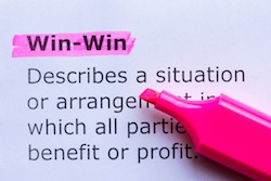win-win negotiation
