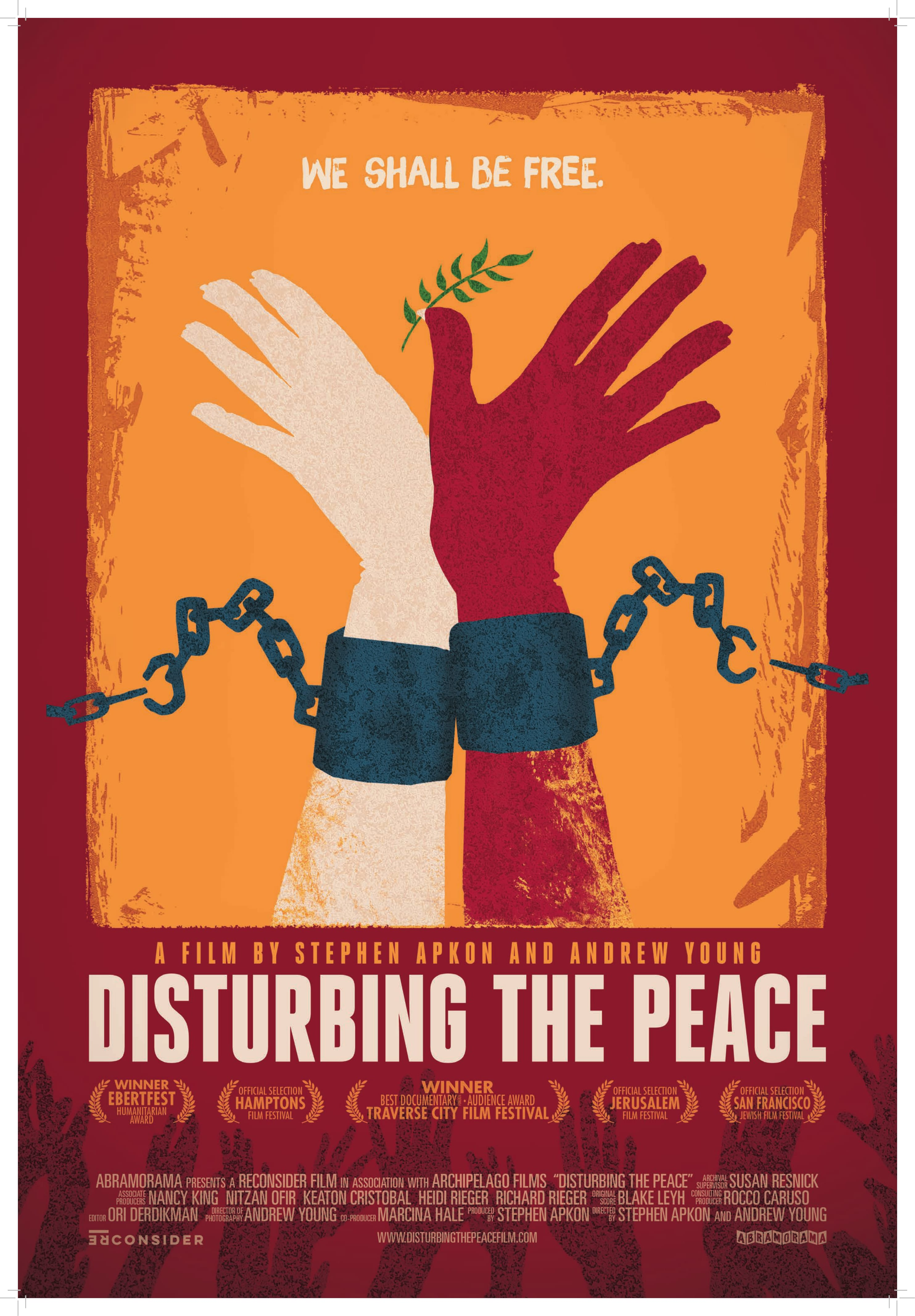 """""""Disturbing the Peace"""" Film Screening and Discussion - PON ..."""