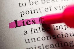Dealing with Difficult People: Lies, Lies, and More Lies