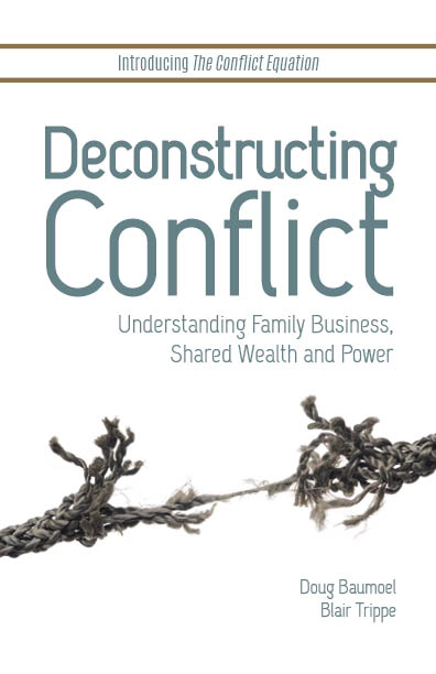 Deconstructing Conflict book cover