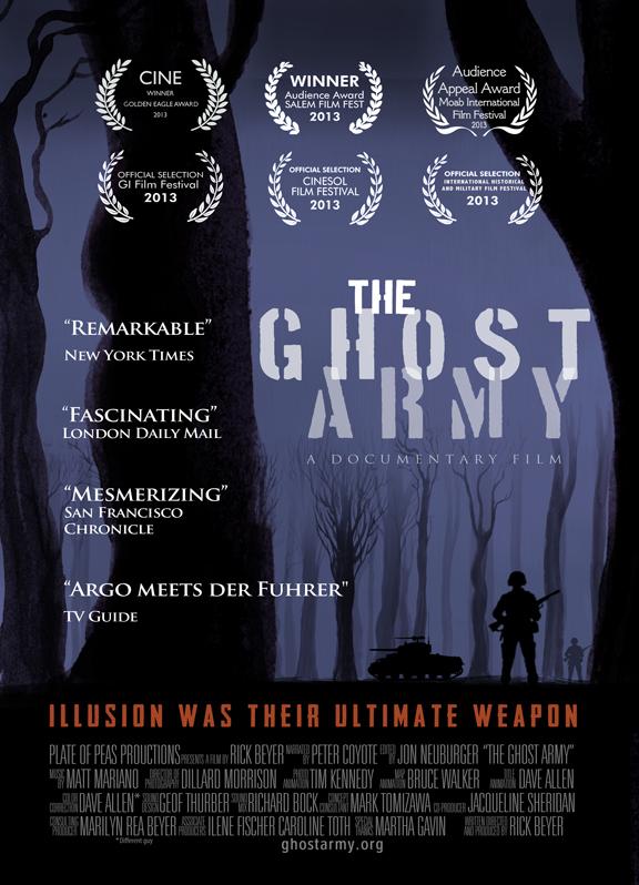 GhostArmyPoster