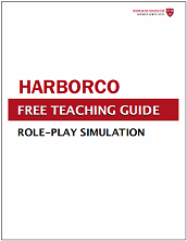 Harborco: Role-Play Simulation