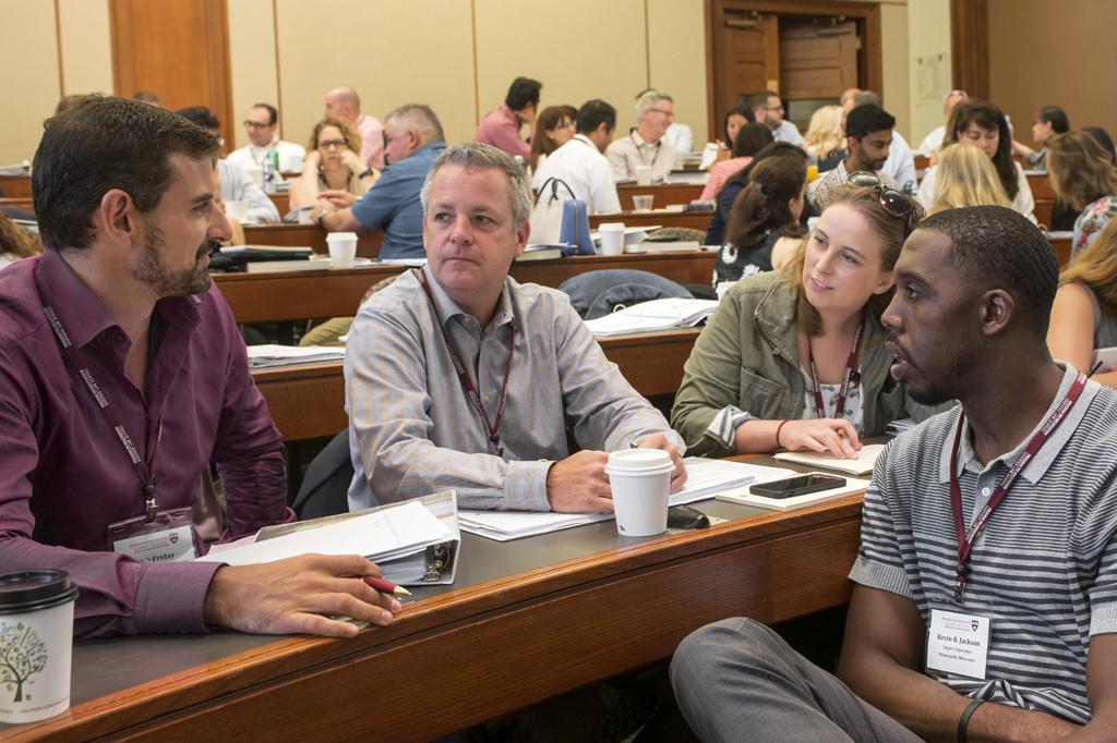 Harvard Negotiation Master Class