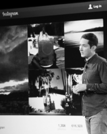 Instagram cofounder and CEO Kevin Systrom