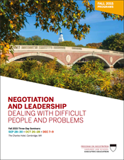 Fall 2015 Seminar Program Guide