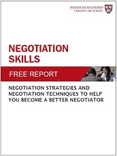 Negotiation Skills: Negotiation Strategies and Negotiation Techniques to Help You Become a Better Negotiator
