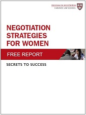 <em></img>Negotiation Strategies</em> for Women: Secrets to Success