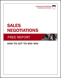 Sales Negotiation Training: Essential Negotiation Skills for Sales Professionals