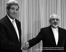 John Kerry - Mohammad Javad Zarif