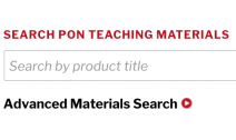 Advanced Materials Search