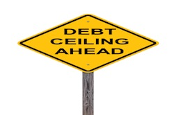 Caution - Debt Ceiling Ahead