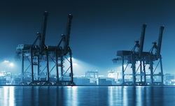 after the west coast ports conflict damage remains