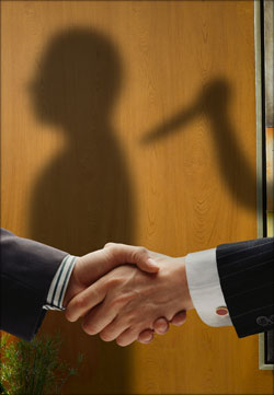 negotiation ethics may be a slippery slope