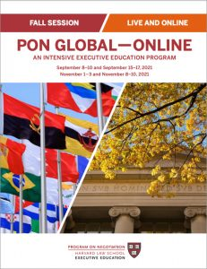 PON Global — Online September and November 2021 Brochure