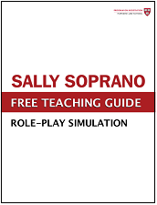 Sally Soprano: Role-Play Simulation